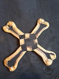 Crossbones Inside - Click to Enlarge