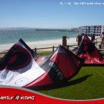 Learn to Kitesurfing in Langebaan, Kitesurfing Camps in Langebaan, Cape Town Kitesurfing Camps