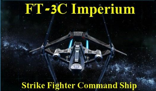 Imperium Strike Fighter Build