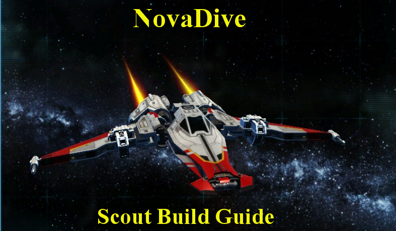 NovaDive Build