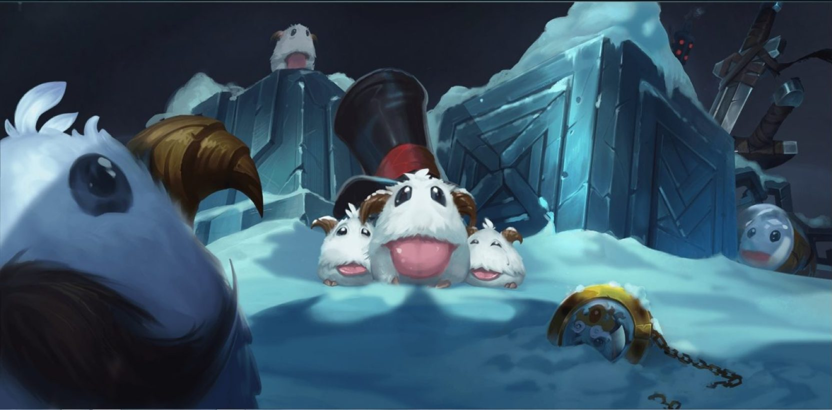 Snowdown League of Legends