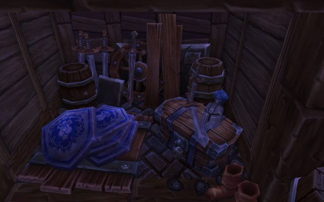 garrison setup for pvp