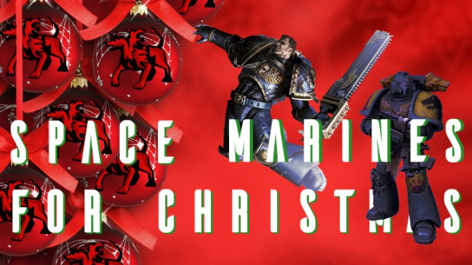 space marines warhammer 40k video games