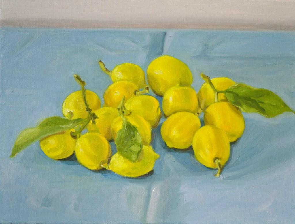 Zitronen kopieren