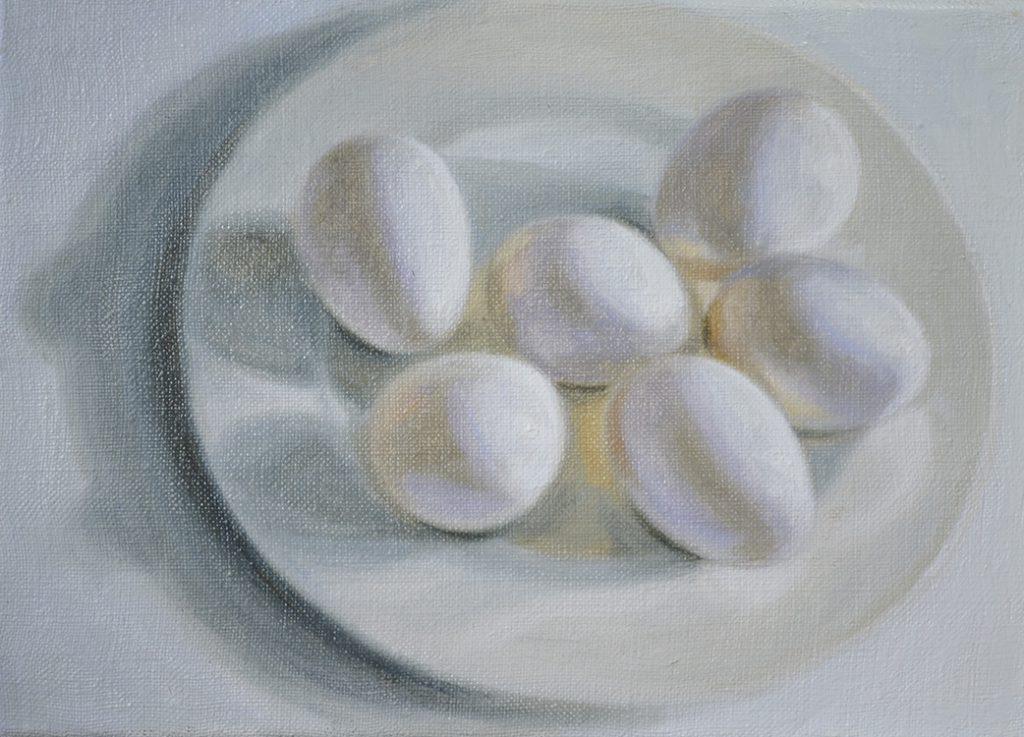Gekochte Eier kopieren