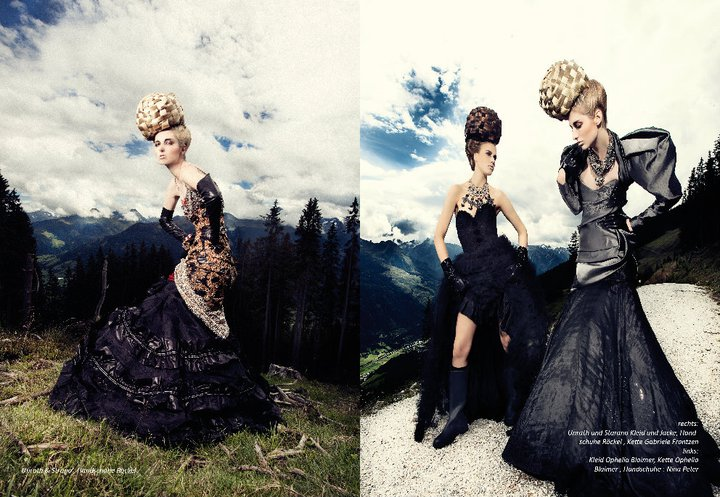 Makeup and Hair by Constanze Wendt