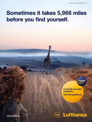 Lufthansa Places