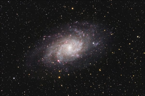 Messier Objects Constellation Guide