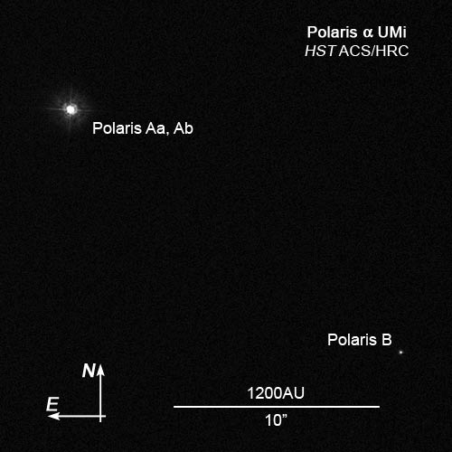 Polaris: The North Star – Alpha Ursae Minoris ...
