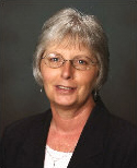 Cindy Redburn, National Secretary