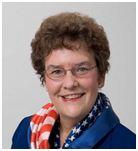Janine Hansen, Western States Regional Chairman