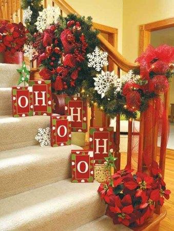 decoracion clasica navidad 2