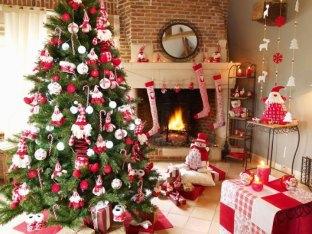 decoracion navidad clasica
