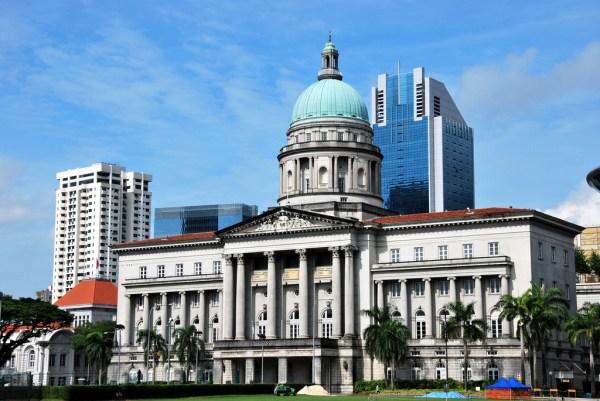 Singapur: Sincretismo arquitectónico - ConstruArte, C.A.