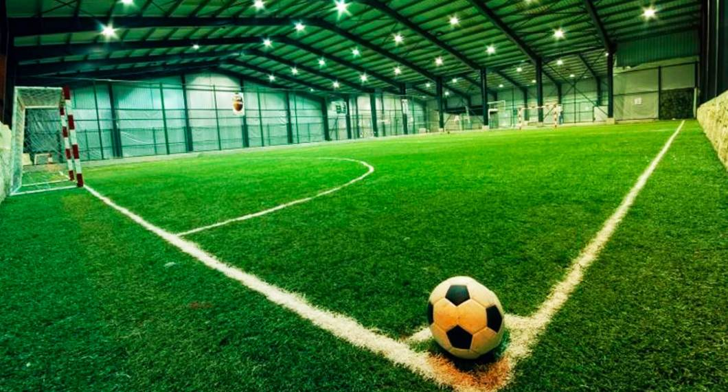 Canchas de fútbol sintéticas