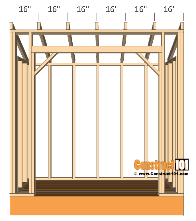 Shed Designs And Plans