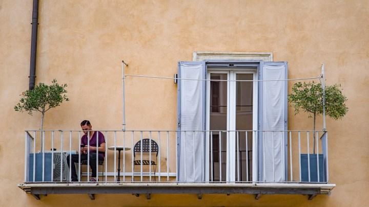 Construction de balcon