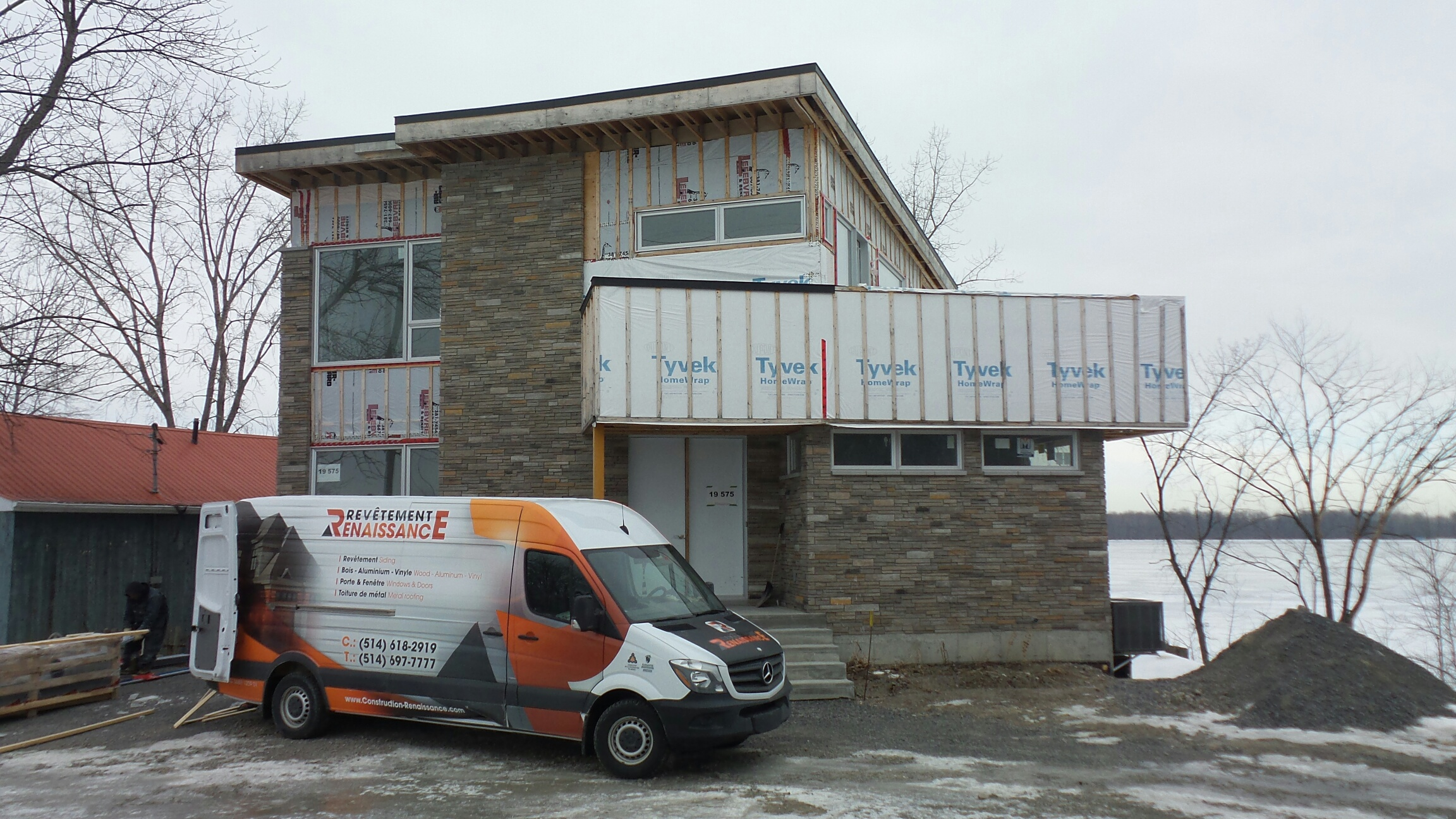 Montreal Siding Cladding Soffit Renovations And Repairs