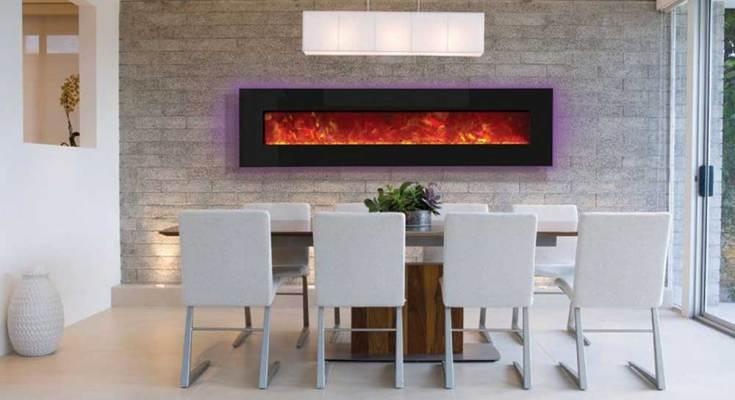 Design cheminée moderne