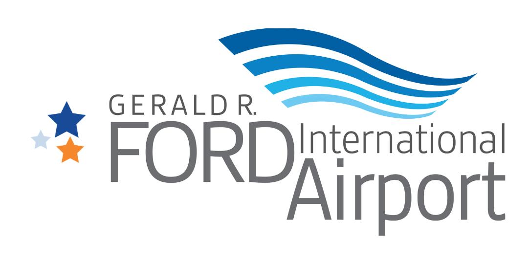 Gerald R Ford International Airport Ally Logo