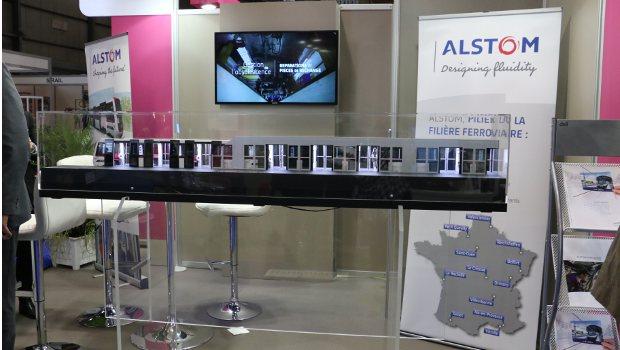 Alstom Transport Expose Le Savoir Faire Du Site De