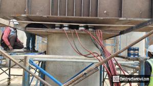 Read more about the article Vertical Pile Load Test Procedure – Kentledge Method