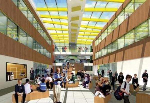 School building PSBP education theme