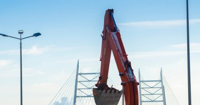 Construction Activity Slows in August