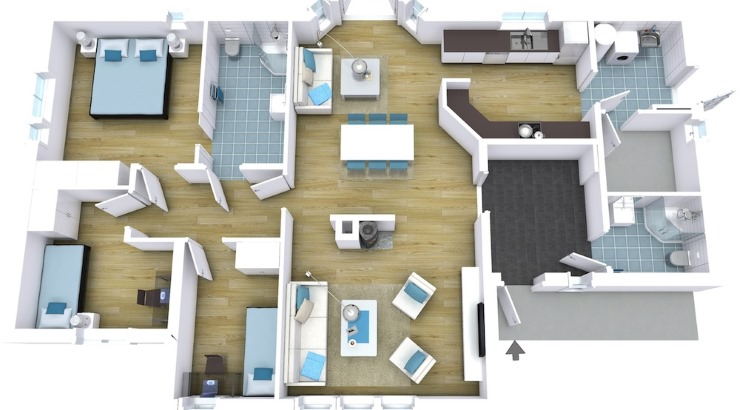 How To Choose A Floor Plan For A New House