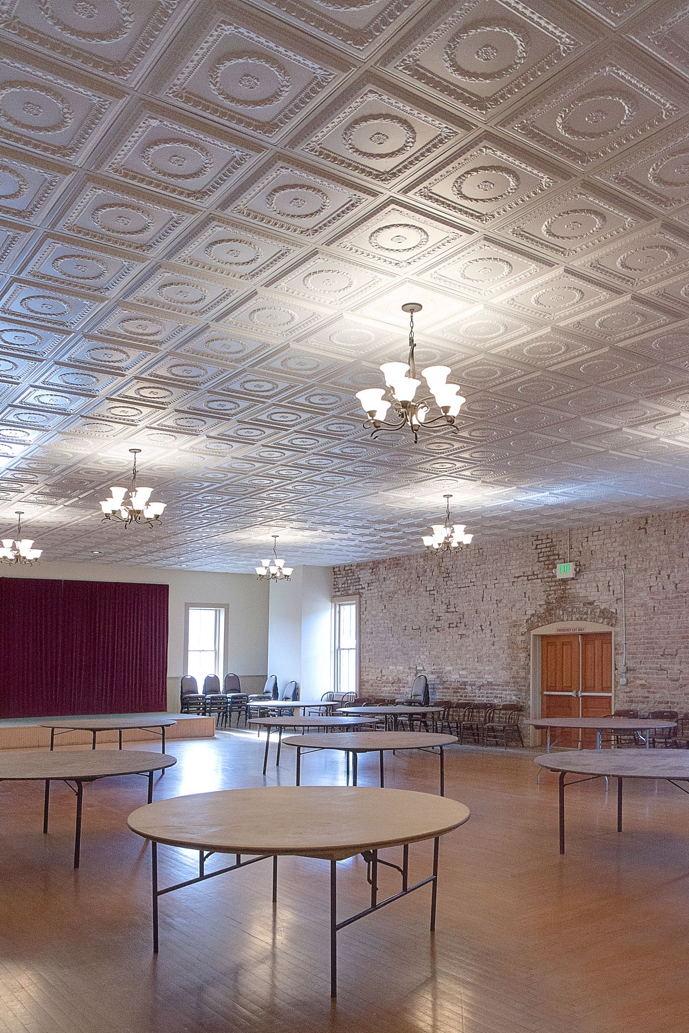 Thermoformed Ceiling Panels And Tiles