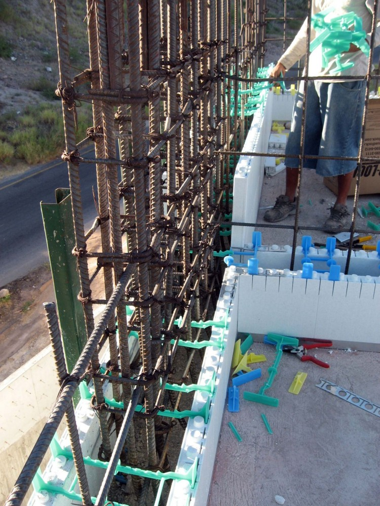 Innovation With Insulating Concrete Forms Construction