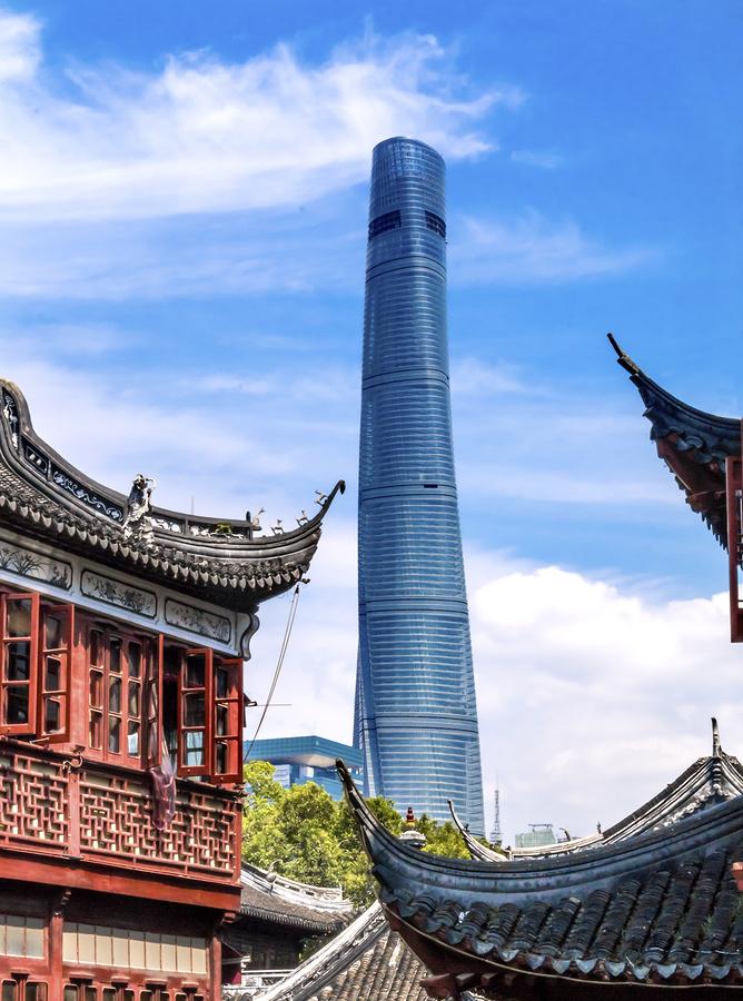 China S Shanghai Tower Achieves Leed Platinum