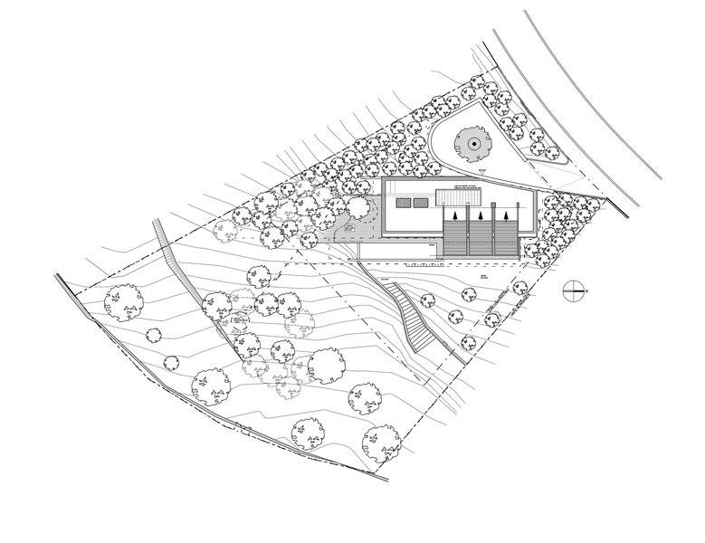 Villa T Par Boyer Percheron Assus Architecture France