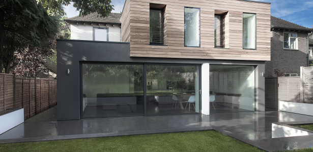 Extension Maison Medic Par AR Design Studio Winchester