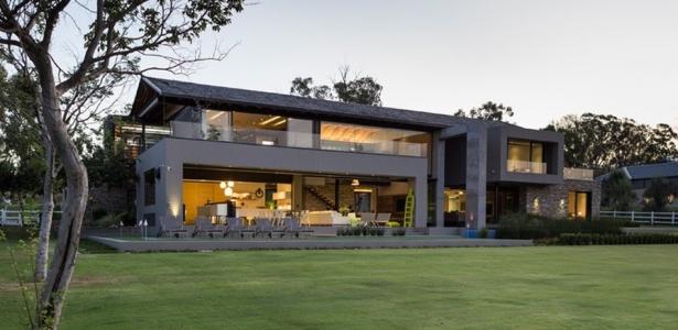 House Blair Atholl Par Nico Van Der Meulen Architects