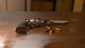 weapon bullet gun