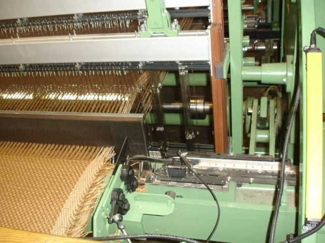 Flatweave Weaving Machine Rebuild To Rapier System