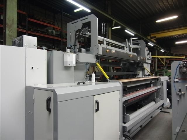 second hand loop pile weaving machine