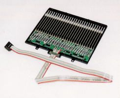 electronic piezo card