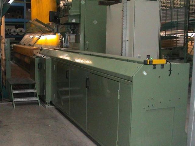 wire wilton weaving machine