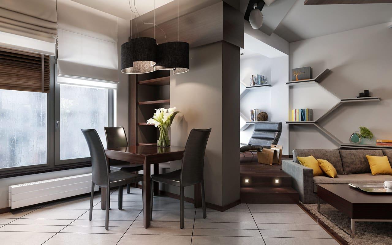 Decoración de interiores modernos on Interiores De Casas Modernas  id=62852
