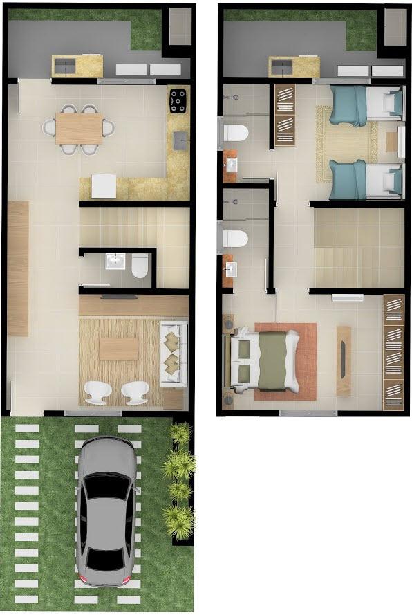 Planos De Construir Una Casa