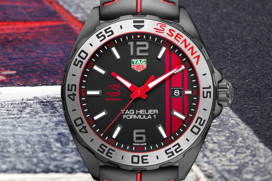 Tag Heuer Formula Watch 1 Caz1019.ft8027
