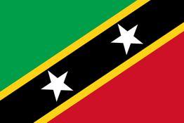 St Kitts Nevis Flag