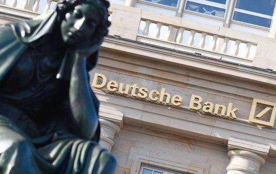Rebus inesplicabile dei prossimi anni la Deutsche