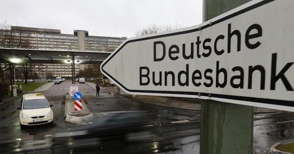 La malefica Bundesbank non da tregua all'Italia