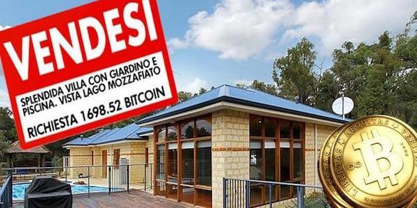 Comprare casa in bitcoin in italia si puo fare - Comprare casa italia ...