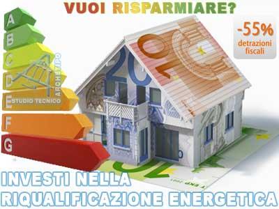 INTERVENTI DI RIQUALIFICAZIONE ENERGETICA DEGLI EDIFICI