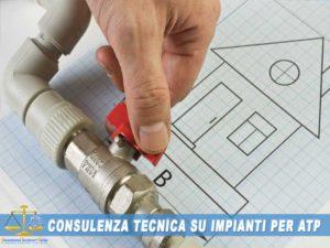 Consulenza Tecnica per Accertamento Tecnico Preventivo in condominio