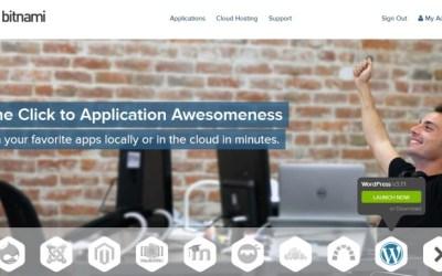 bitnami stacks un ottimo tool per il web development